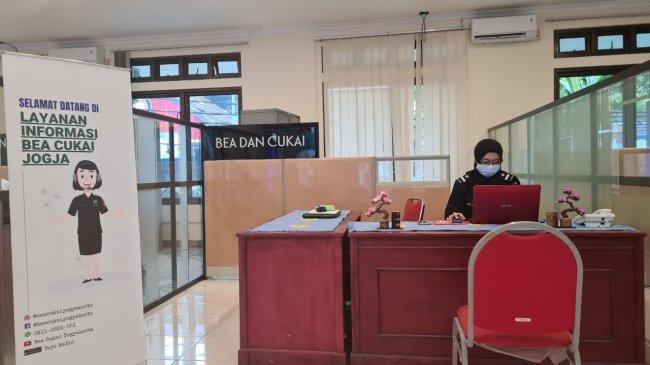 Wujudkan Transformasi Layanan, Bea Cukai Bergabung dengan Mal Pelayanan Publik Yogyakarta