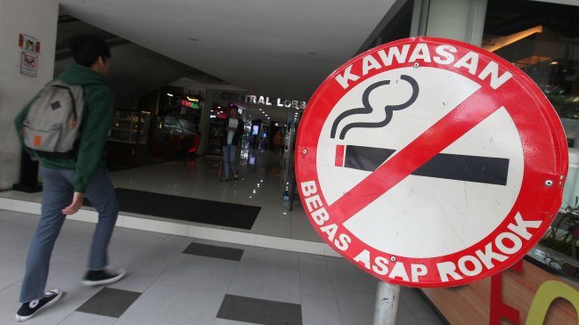 DPRD DKI Dukung Pemprov Larang Aktivitas Merokok di Ruang Publik