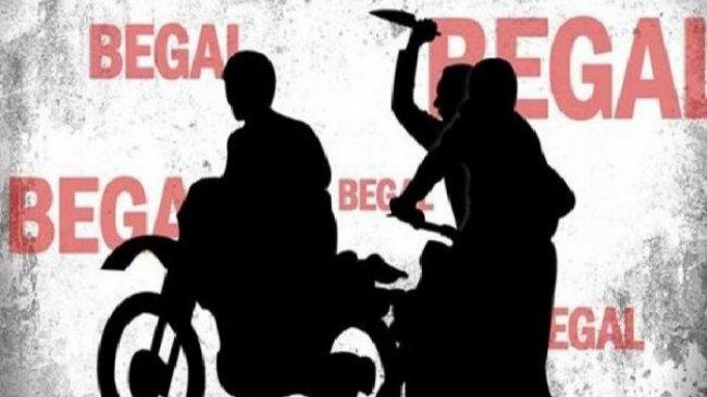 Kronologi Kurir di Bekasi Lawan 3 Begal Bersajam, Berhasil Pertahankan Motor, Tangannya Luka Parah
