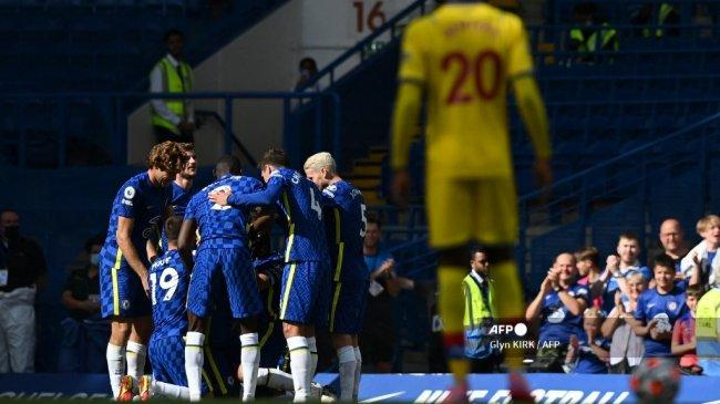 Pernah Lukai Liverpool & Arsenal, Saul Niguez Buat Aroma Chelsea Juara Liga Inggris Makin Menyengat