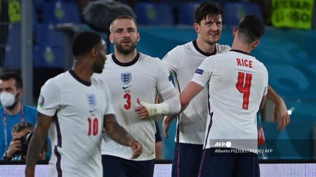 Melaju ke Semifinal dengan Clean Sheet, Ini Kunci Timnas Inggris Belum Kebobolan di Euro 2021