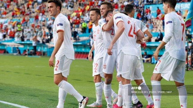Swiss vs Spanyol Euro 2021 Malam Ini, Laporte Optimis La Furia Roja Tak Samai Nasib Prancis