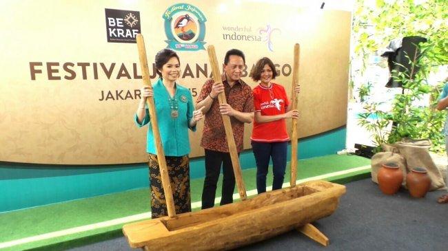 Bekraf Dorong Pegiat Kuliner Nusantara Perhatikan Kebersihan untuk Bersaing di Kancah Internasional