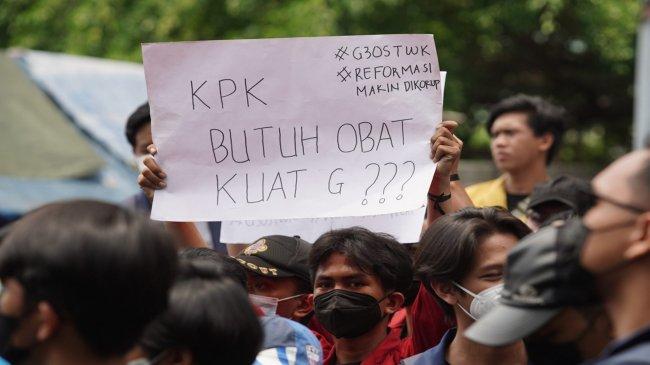 Disetujui Jokowi, Ide Menarik 56 Pegawai KPK Jadi ASN Bareskrim Adalah Ide Kapolri