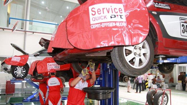 Layanan Home Service Mitsubishi Bisa Layani Hingga 1.000 Kendaraan Per Sebulan