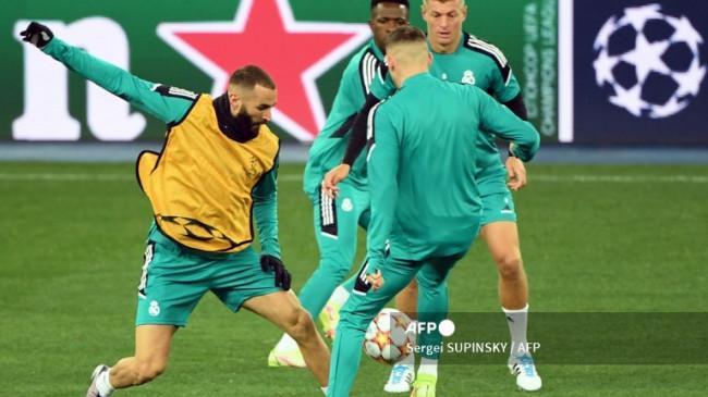 Real Madrid Berharap Tuah Karim Benzema Lagi Saat Hadapi Shakhtar Donetsk, 6 Pemain Sedang Cedera