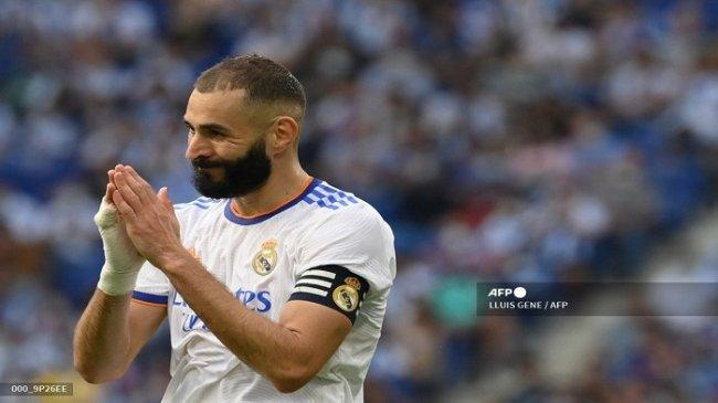 Fakta Kekalahan Perdana Real Madrid: Benzema Tetap Menawan & Terhentinya Rekor Los Blancos