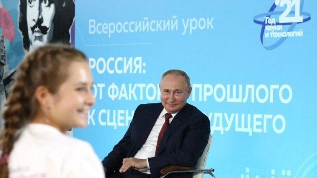 Presiden Rusia Vladimir Putin: 20 Tahun AS Berada di Afghanistan Berakhir Tragedi, Hasilnya Nol