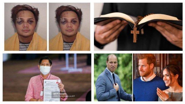 POPULER Internasional: Foto Reynhard Sinaga saat Pertama Ditangkap   Paus Fransiskus soal Pelecehan