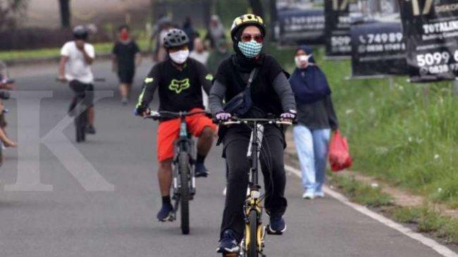 Sebelum Gowes, Simak Aturan Bersepeda di Jalan Raya dalam Peraturan Menhub No 59 Tahun 2020