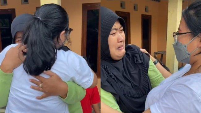 Viral Pertemuan Haru Majikan dengan Mantan ART, 14 Tahun Hilang Kontak, Sudah Bertahun-tahun Mencari