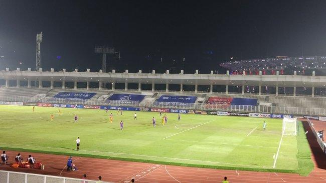 Hasil Bhayangkara FC Vs Persik, Ezechiel Gagal Penalti, The Guardian Selangkah ke Puncak Klasemen