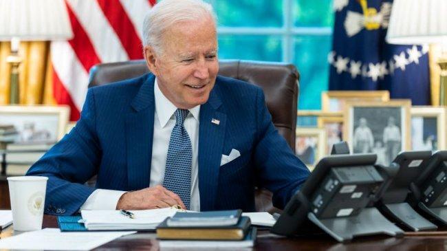 Selamatkan AS dari Gagal Bayar, Presiden Biden Teken RUU Pagu Utang 28,9 Triliun Dolar AS