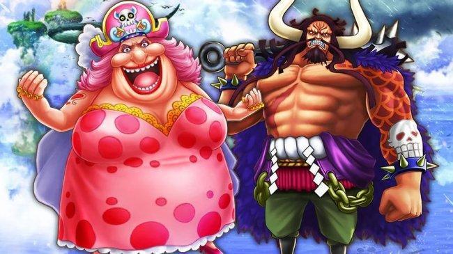 Spoiler Manga One Piece Chapter 1029: 2 Pertanyaan Killer Untuk Hawkins