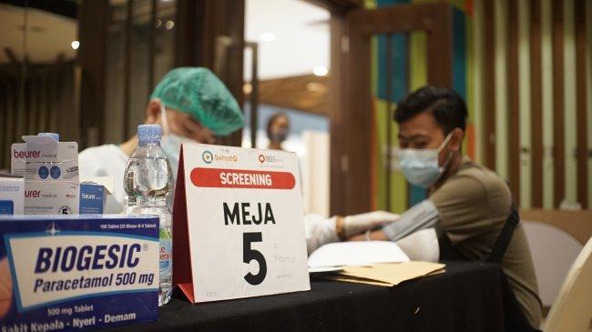 Sekolah Tatap Muka Terbatas Mulai Digelar, Vaksinasi Terus Digalakkan