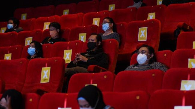 Aturan Baru PPKM Level 3, 2, dan 1 soal Bioskop yang Dibuka di Wilayah Jawa dan Bali