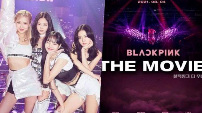 BLACKPINK The Movie Tayang 13 Oktober 2021 di Indonesia