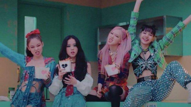 BLACKPINK Pertahankan Posisi Girl Grup K-Pop Terpopuler hingga Agustus 2021