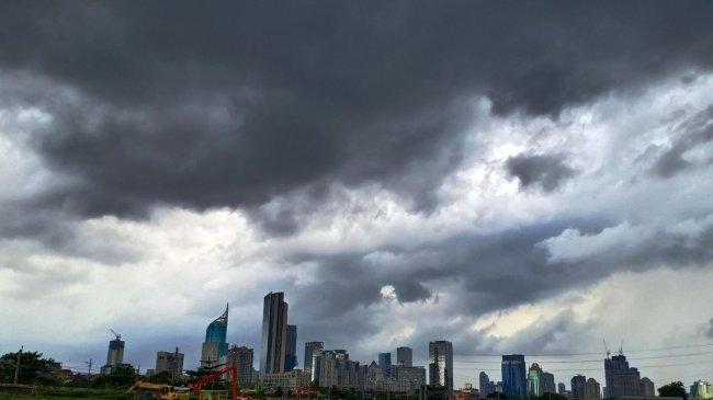 Peringatan Dini BMKG Jumat, 1 Oktober 2021: Hujan Lebat Disertai Angin Kencang di 19 Wilayah