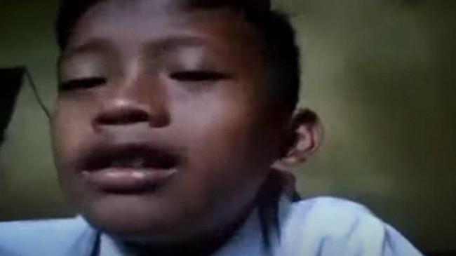 Kisah di Balik Viral Bocah Menangis Sambil Berdoa Minta Uangnya Rp 12 Ribu yang Hilang Bisa Kembali