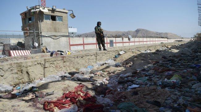 Perencana ISIS-K Diduga Tertembak dalam Serangan Drone AS di Afghanistan Timur