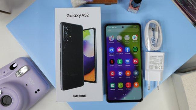 DAFTAR Harga HP Samsung Terbaru Juli 2021, Mulai Galaxy A22 hingga Galaxy A52 Lengkap