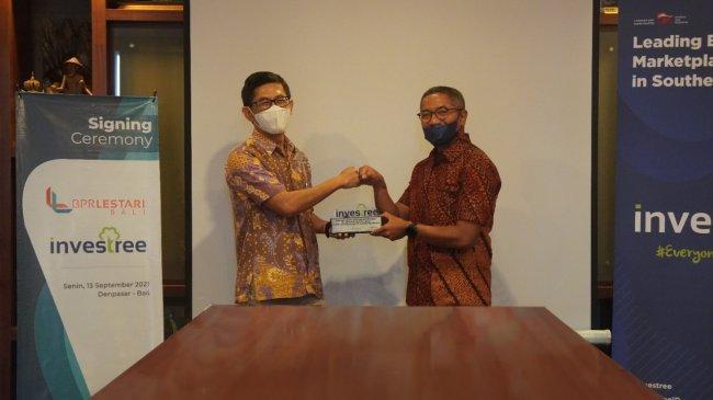 BPR Lestari dan Investree Kolaborasi Beri Kredit untuk UMKM