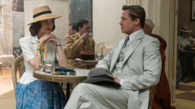 Sinopsis Film Allied, Kisah Perjuangan Sepasang Kekasih di Tengah Perang Dunia II, Tayang Malam Ini