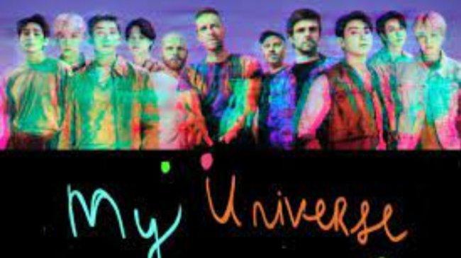 Chord Gitar Lagu My Universe - Coldplay x BTS, Kunci Mudah Dimainkan dari A