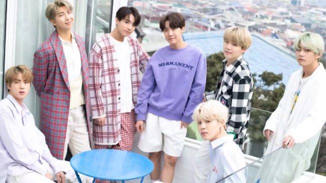 Lagu Butter Milik BTS Diklaim Plagiat, Agensi Sampaikan Klarifikasi