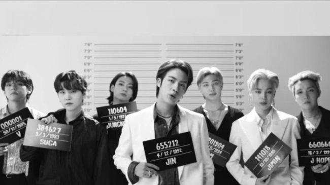 Lagu Butter BTS Dinobatkan Sebagai Song Of The Summer 2021 Di Tangga Lagu Billboard