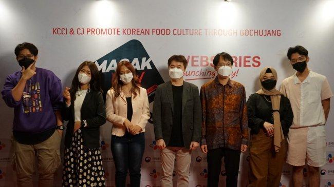 KCCI dan CJ Kolaborasi Perkenalkan Budaya Memasak ala Korea ke Masyarakat Indonesia