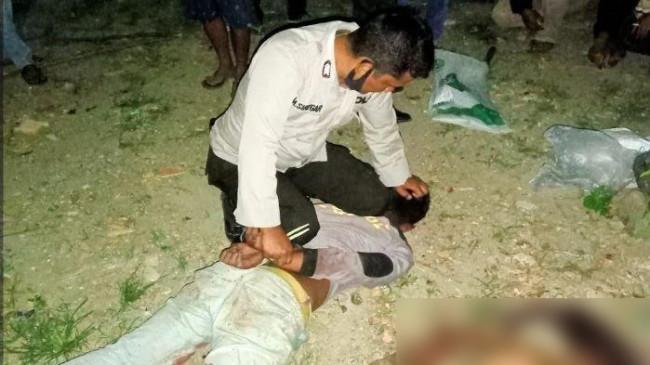 Kronologis Pembunuhan Sadis di Samosir, Budianto Disebut Sakit Hati Usai Ditegur Ayahnya