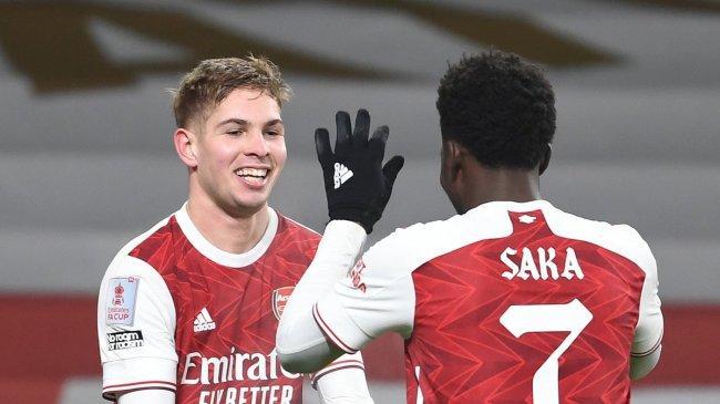 Smith Rowe & Bukayo Saka, Bukti Kegemilangan Akademi Arsenal