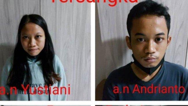 2 Pembunuh Bayi WC di Rumah Warga Kalipancur Semarang Ditangkap, Ini Sosoknya