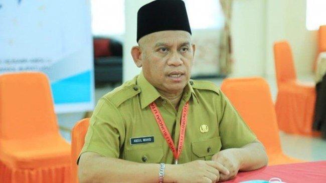 KPK Kembali Periksa Bupati Hulu Sungai Utara Abdul Wahid