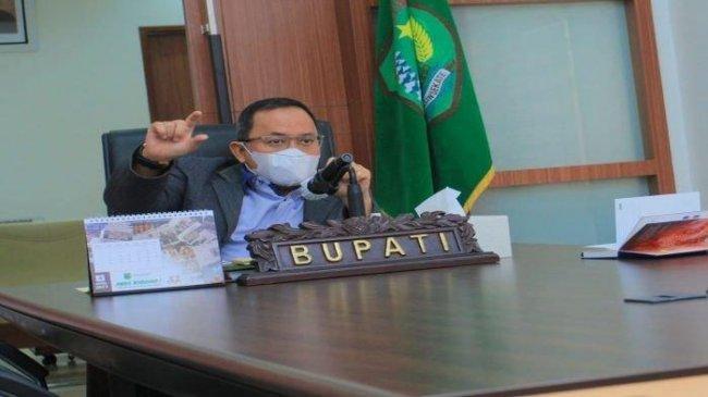 Firli Sebut Bupati Muba Dodi Reza Alex Noerdin Diamankan ke Jakarta