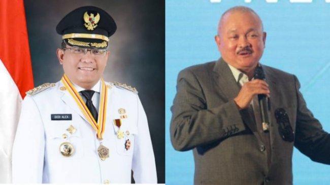 Profil Dodi Reza Alex Noerdin, Anak Alex Noerdin yang Terjaring OTT KPK di Muba, eks Anggota DPR RI