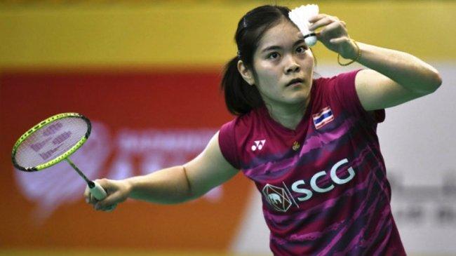Busanan Ongbamrungphan Jadi Pahlawan Thailand ke Final