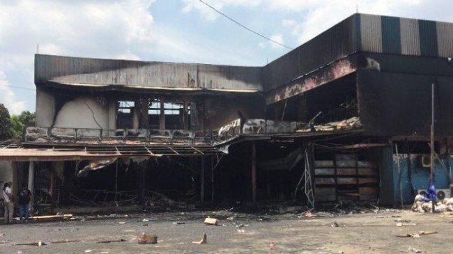 Kerugian Capai Rp 2,5 Miliar, Begini Kondisi Terkini Cahaya SwalayanUsai Kebakaran