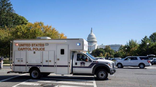 Ada Ancaman Bom di Gedung HHS, Tiga Gedung di Capitol Hill AS Dievakuasi