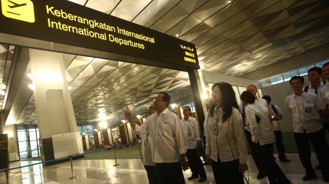 Penerbangan Internasional Garuda Indonesia Pindah ke Terminal 3 Mulai 1 Mei