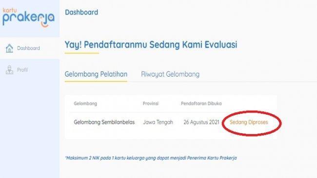 Info Pengumuman Kartu Prakerja Gelombang 19 di www.prakerja.go.id, Cek Hasil di Sini