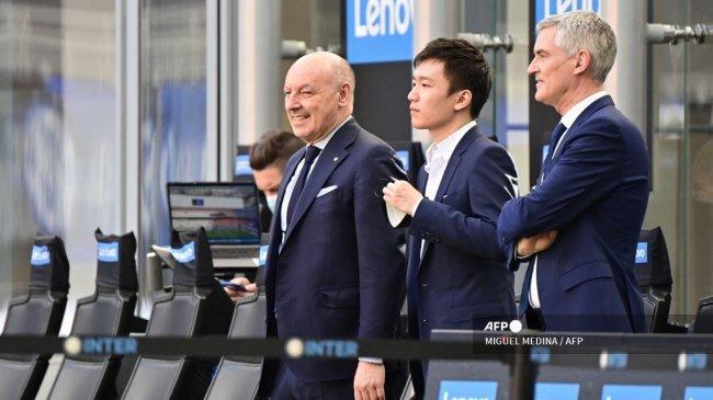 Ketika Inter Milan Diguncang Masalah Finansial, Beppe Marotta Mampu Satukan Nerazzurri