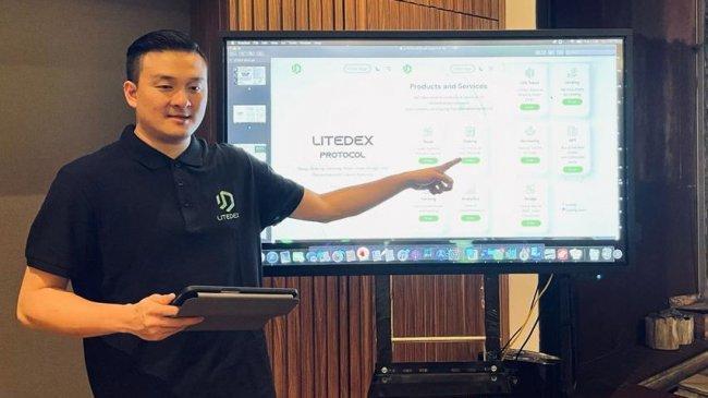 Bidik Investor Aset Kripto Lewat Peluncuran LDX Token