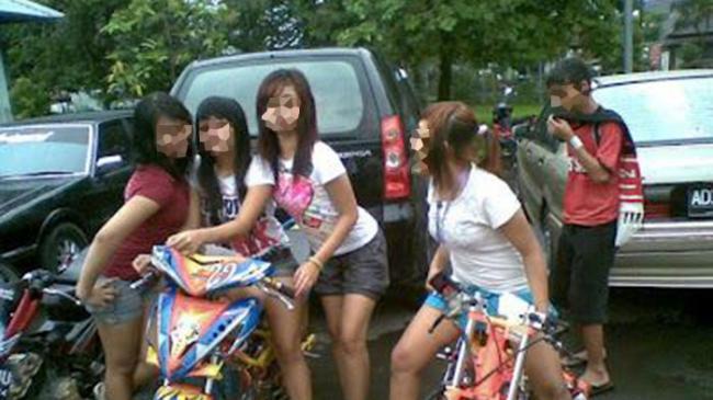 Ini Lho Geng Motor Yang Baik Hati Tribunnews Com Mobile