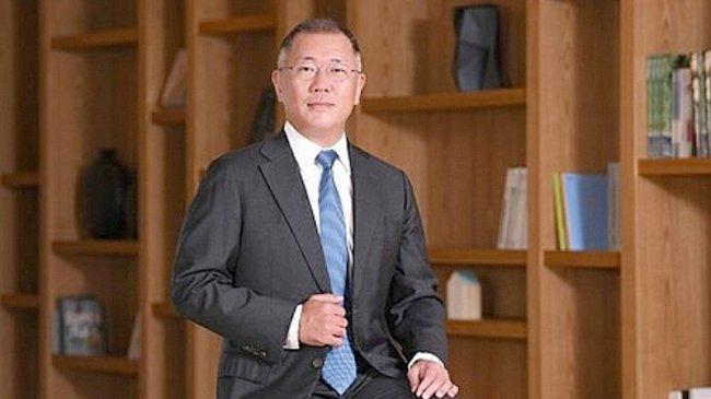 Chairman Hyundai Chung Eui-sun Akan Bertemu Presiden Jokowi di Jakarta