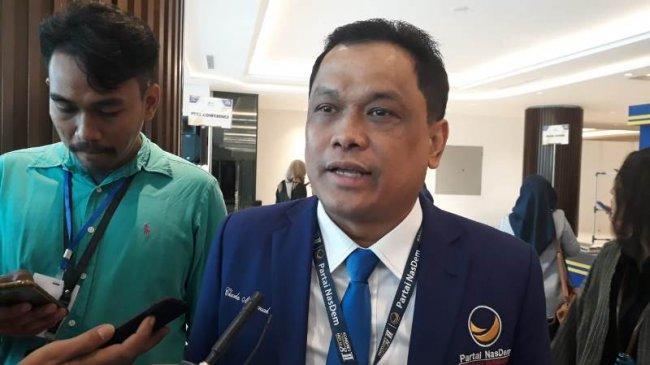 Politikus NasDem Charles Meikyansah Tegas Tolak RS Covid-19 Khusus Pejabat