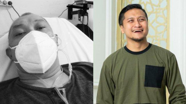 Chef Haryo Jalani Operasi Diseksi Aorta, Arie Untung Tuliskan Doa: Semoga Menjadi Penggugur Dosa