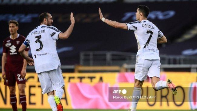 Akhirnya Juventus Merasakan Manfaat Ditinggal Cristiano Ronaldo, Giorgio Chiellini Menjelaskannya